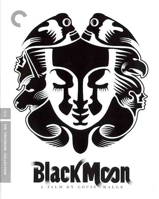 BLACK MOON BY HARRISON,CATHRYN (Blu-Ray)